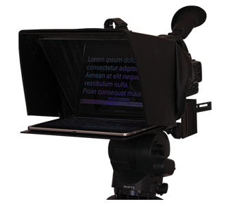 Tripod Teleprompter